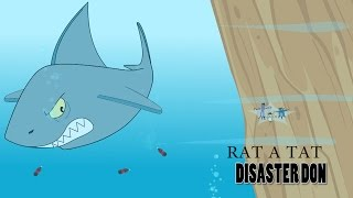 rat a tat   chotoonz kids cartoon videos   disaster don