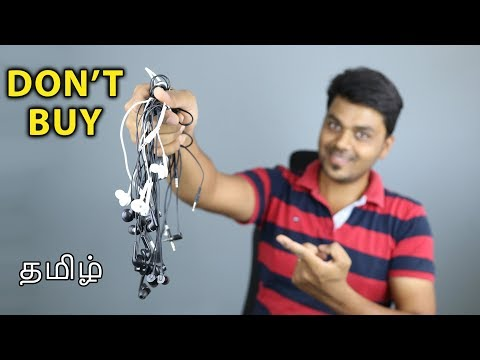 Don't Buy Earphones/Headphones Before Watching This Video 🔥🔥