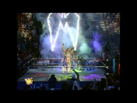 WWE/WWF Ultimate Warrior 2nd Theme With Custom Titantron RIP