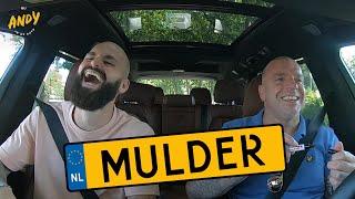 Hans Mulder - Bij Andy in de auto!