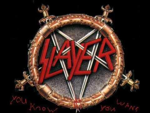 Slayer - Haunting The Chapel [Studio Version]