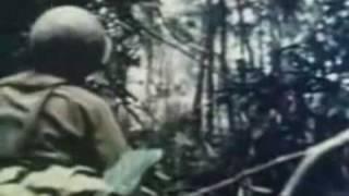 Vietnam war footage - Fortunate Son CCR