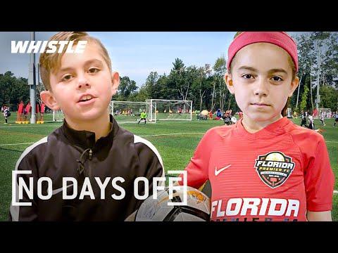 4 SUPERSTAR Soccer Prodigies