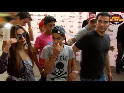 Arbaaz Khan Considers Malaika Arora His Lucky Charm | Bollywood News