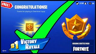 FREE Battlepass -Duos WIN with my Boy NinjaFury - This Fortnite Father is Fifty Camper Cralin