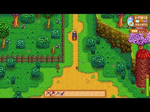 How to get Hay when there is NO GRASS to cut - Stardew Valley