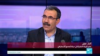 ألدار خليل: مشروع الأكراد في سوريا ليس الانفصال بل الفيدرالية الديمقراطية