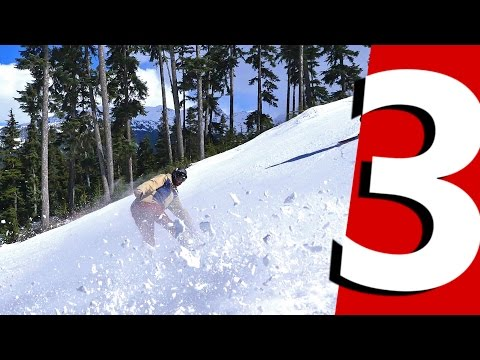 Veja o video – 3 Snowboard Edge Tricks – Circle Carve | Spray |  Revert Carve