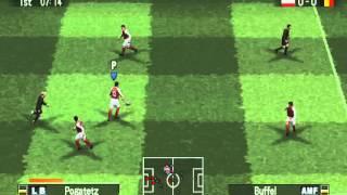 Pro Evolution Soccer 5 PPSSPP v.1.1.1 on Nvidia Shield Tablet (Android)