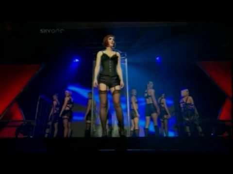 Amy Nuttall  Cabaret