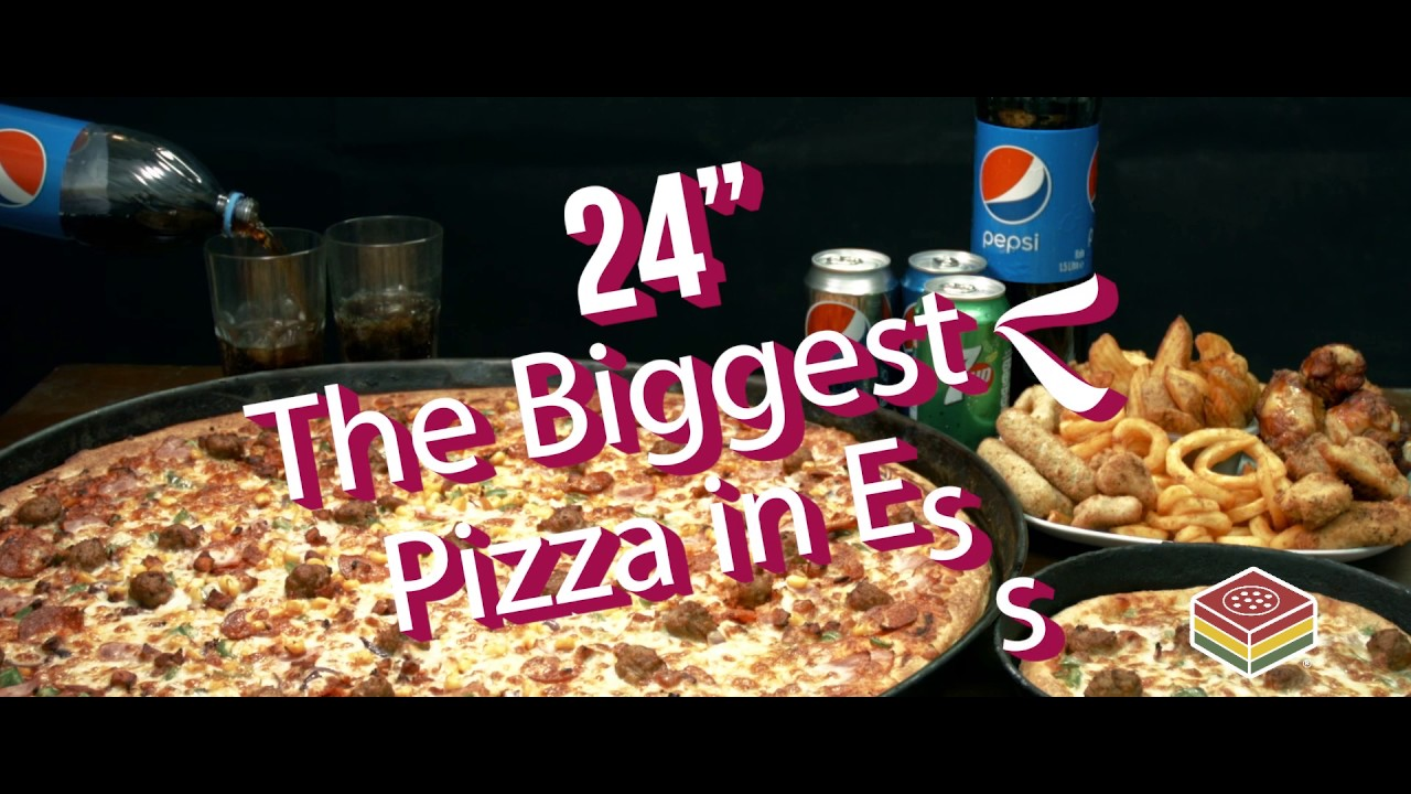 The Fat Pizza 24 Theatrical Advert 2017