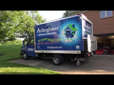 Arlinghaus Heating & Air Conditioning Testimonial