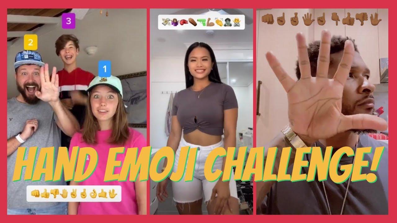 Best Emoji Face Challenge Tutorial | New Trend on TikTok ...  |Tiktok Emoji Face Challenge