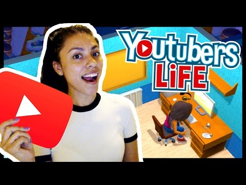 HOW TO GET BIG ON YOUTUBE? - YOUTUBERS LIFE - 1 - |