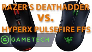 HyperX vs. Razer's Gaming Mice: Which One Is Better? - GameTech