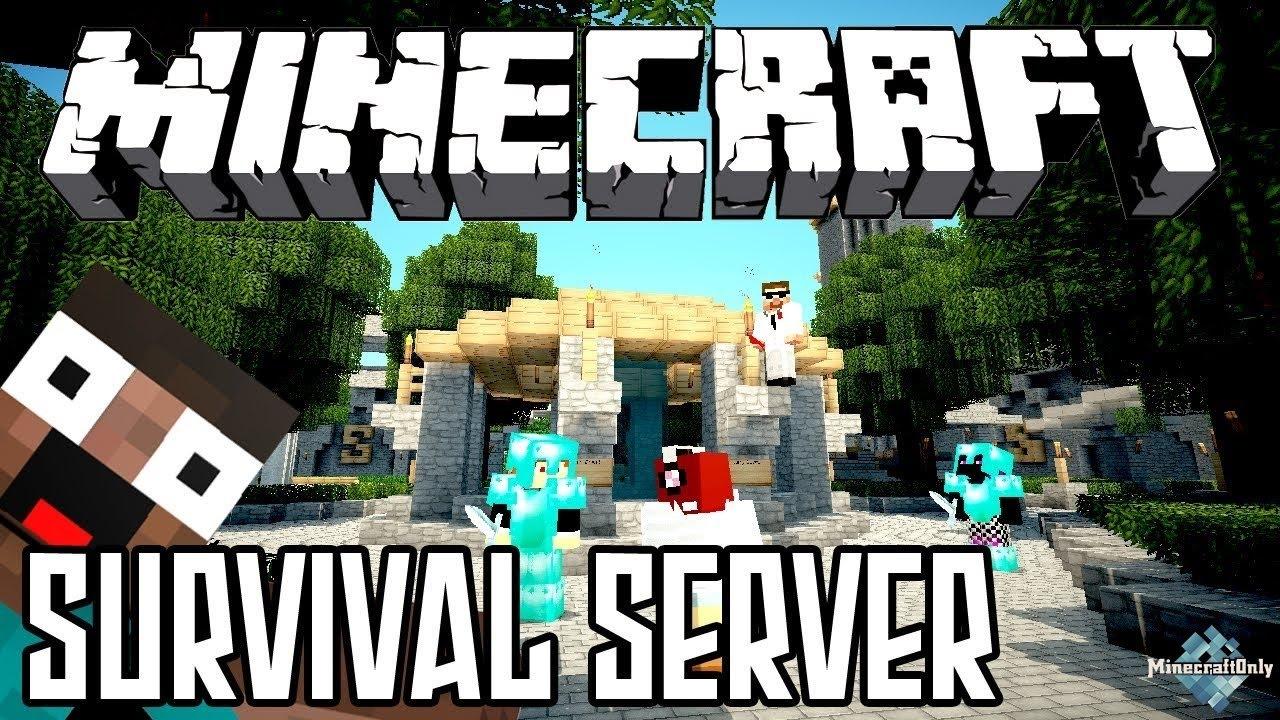 minecraft 1.5.2 servers sorvival