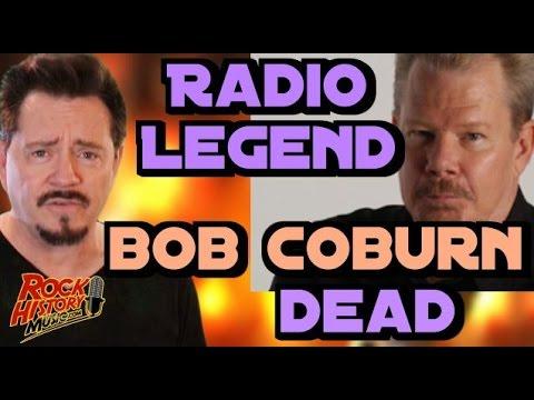 "Radio Legend ""Rockline's"" Bob Coburn Has Died - John Beaudin's Tribute"