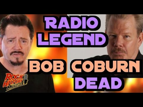 radio legend rockline 39 s bob coburn has died john. Black Bedroom Furniture Sets. Home Design Ideas