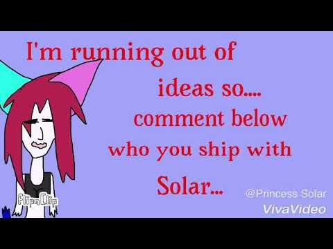 Solar Ships?