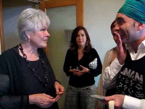 backstage with byron katie here ii here youtube. Black Bedroom Furniture Sets. Home Design Ideas