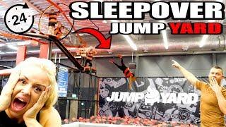 SLEEP OVER JUMPYARD