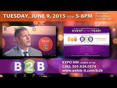 EXHIB-IT! 2015 B2B Expo:  Lonnie Talbert, COO, Southwest Capital Bank