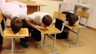 видео Конкурсы в школе на Новый год 2016