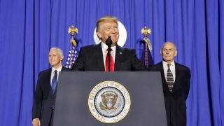 President Trump: Starting today, America will get back its border