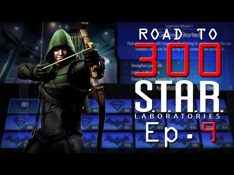 Road to 300 - Ep.9 - Green Arrow (S.T.A.R. Labs Mission 81-90)