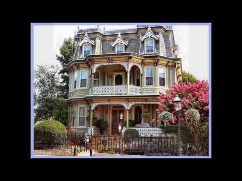 Victorians  |  Victorian Houses on Pinterest