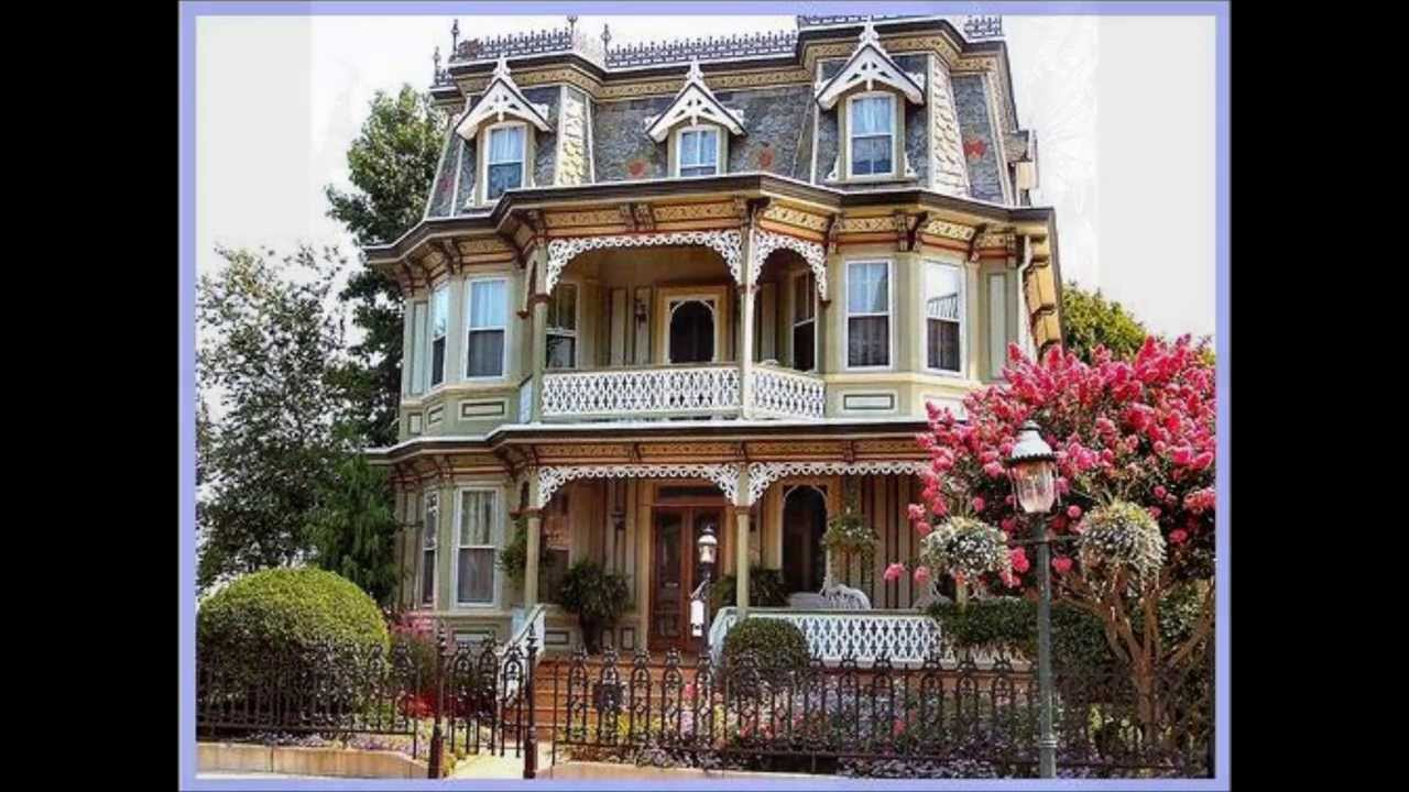Victorians victorian houses on pinterest youtube for Victorian home construction