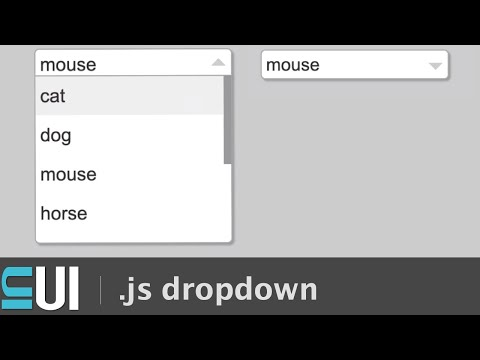 Let's Create A Dropdown In Vanilla Javascript!
