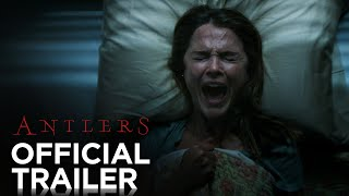 ANTLERS | Official Trailer [HD] | FOX Searchlight