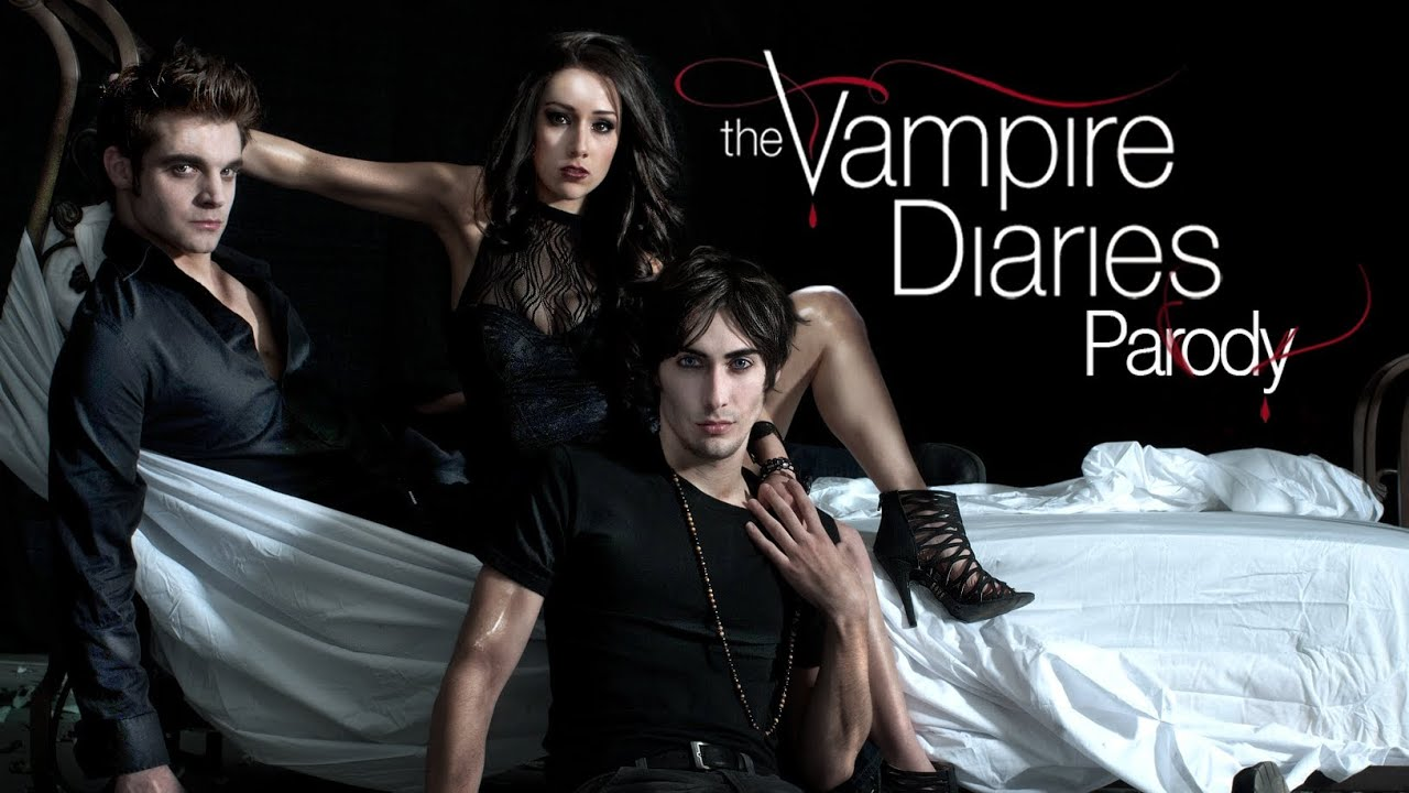 The Vampire Diaries Parody By The Hillywood Show Youtube
