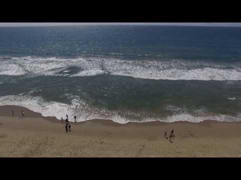 Santa Monica:Drone Shot