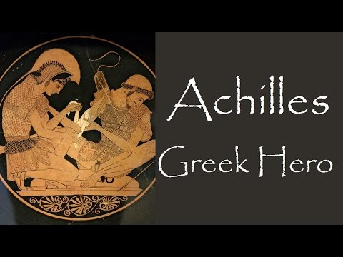 Greek Mythology: Story of Achilles