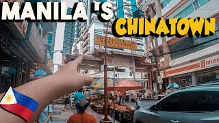 Tourist Spot in Manila: Binondo Chinatown Food Trip