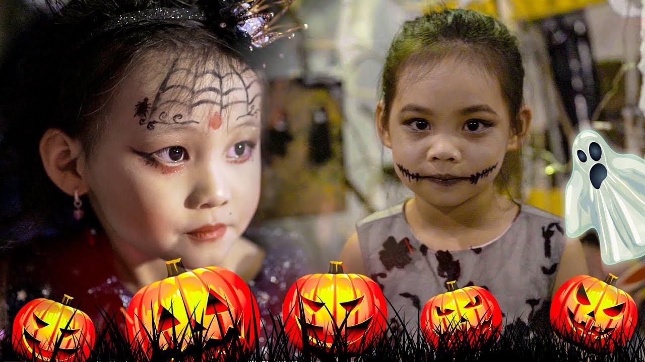 Nhạc thiếu nhi Halloween, Chúc mừng Halloween, Trường mầm non Marie Curie