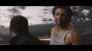Wolverine vs Deadpool-Skillet - whispers in the dark Resimi