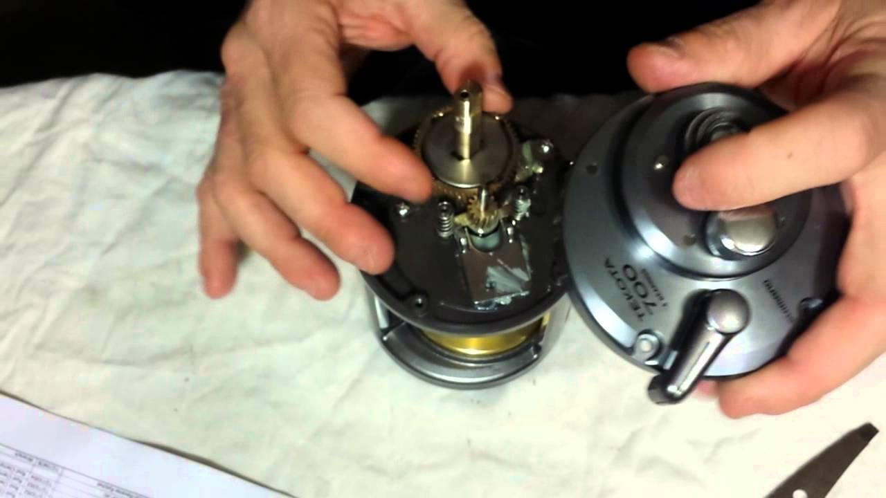 Shimano Tekota 700  U0026 800 Drag Washer Replacement