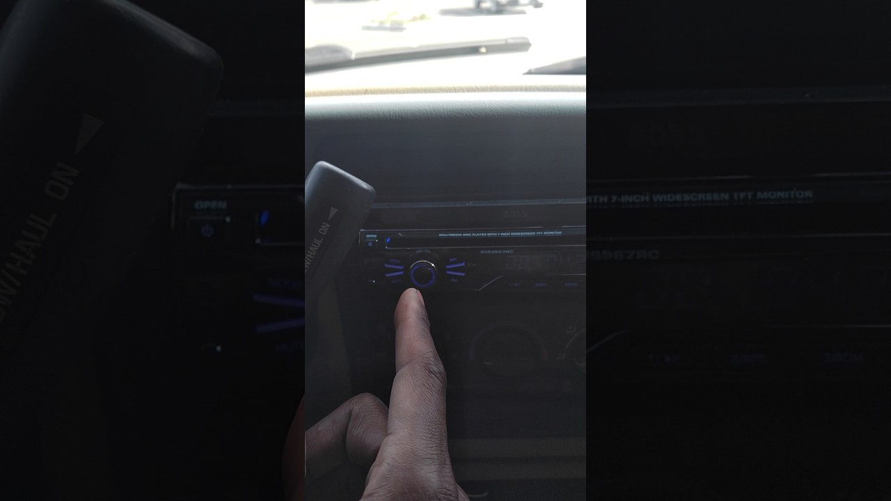 medium resolution of boss bvb9967rc radio touch screen flip problem