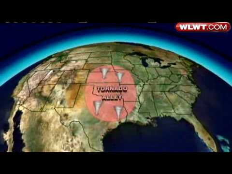 Understanding How Tornadoes Form - YouTube