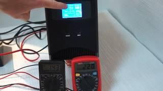 Обзор источника бесперебойного питания UPS LogicPower PSW-500