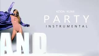 Koda Kumi - PARTY ( INSTRUMENTAL ) カラオケ ( 倖田來未 )
