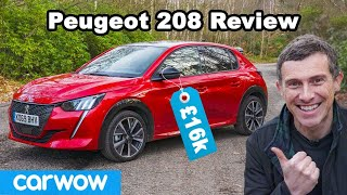 The best car… for the least money. FACT! Peugeot 208 review.