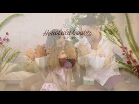 Honolulu Cookie Company 2016 Holiday TV