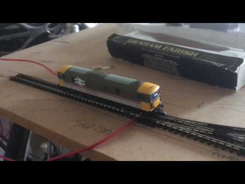 N Gauge Model Railway – Episode One