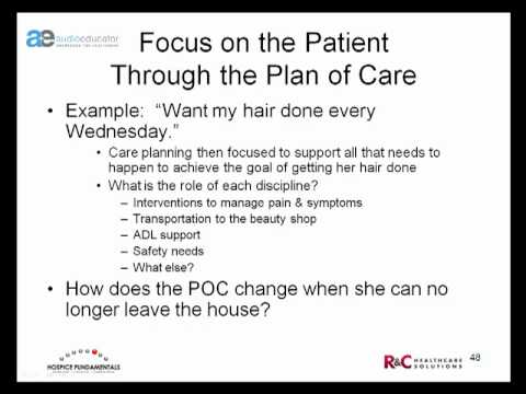 AudioEducator: Tips and Tools to Create IDG Meetings for Maximum Patient Impact