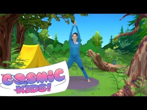 Tallulah the Owlet | A Cosmic Kids Yoga Adventure! - YouTube