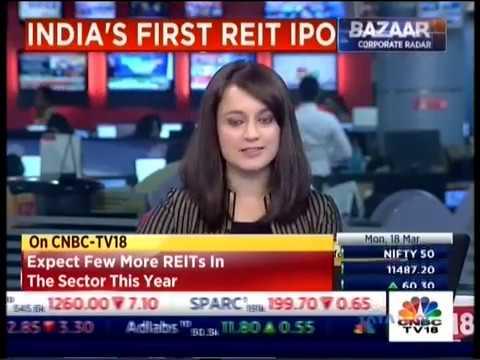 REIT As An Investment Option- CNBC TV18 Bazaar Corporate Radar